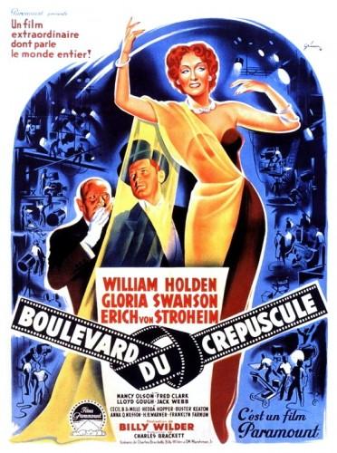Sunset Boulevard poster 2
