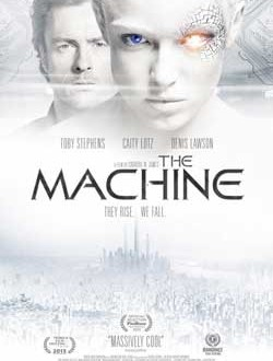 Film Review: The Machine (2013)