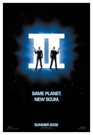 MIB II poster 1