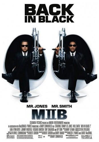 MIB II poster 2