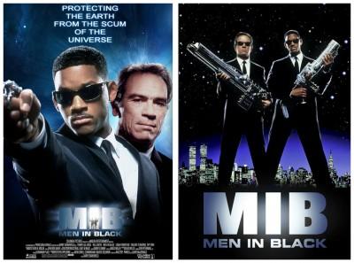 MIB posters