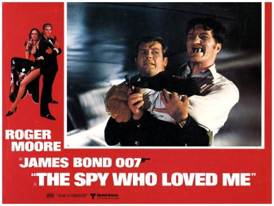 Spy Who Loved Me lobby card 2