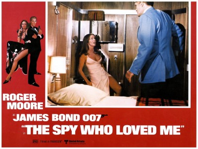 Spy Who Loved Me lobby card 3