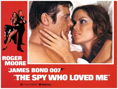 Spy Who Loved Me lobby card 4