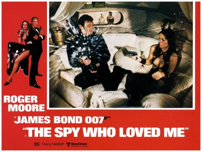 Spy Who Loved Me lobby card 5