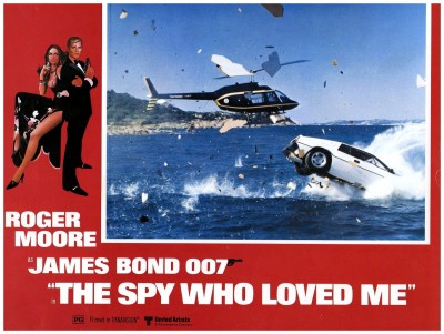 Spy Who Loved Me lobby card 7