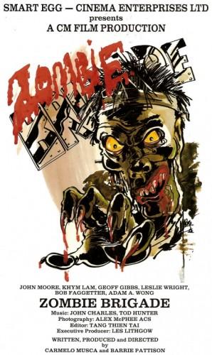 Zombir Brigade poster