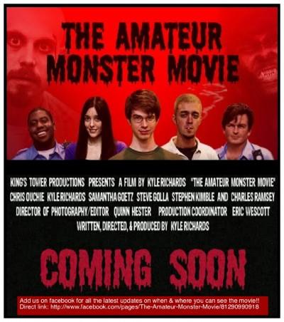 Amateur Monster Movie poster