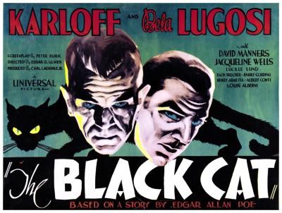 Black Cat quad