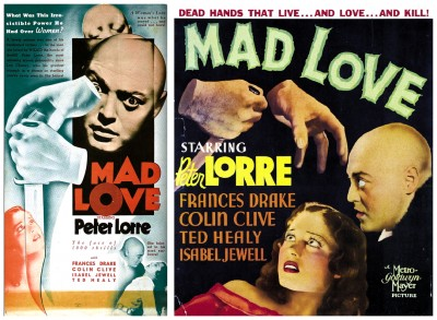 Mad Love posters