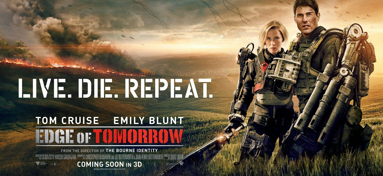 Film Review Edge Of Tomorrow 2014 Hnn