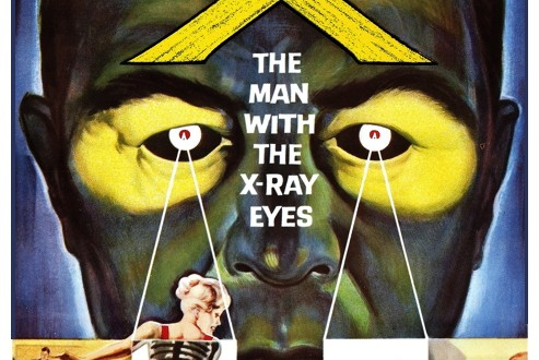 Film Review: X The Man With The X-Ray Eyes (1963)