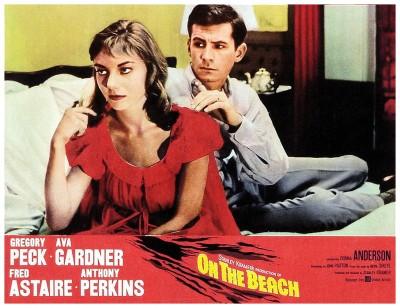 On The Beach lobby card 4