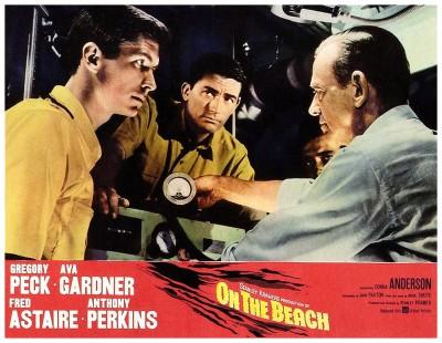 On The Beach lobby card 6