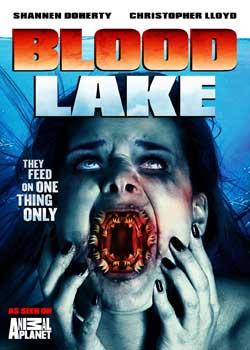 Blood Lake Terror With Killer Lampreys On Bluray July 22 Hnn