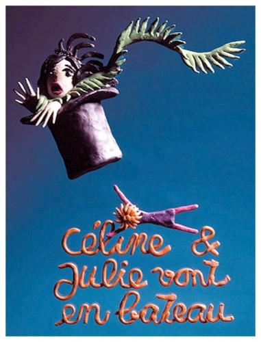 Céline & Julie poster