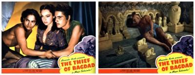 Thief Of Bagdad lobby cards 2