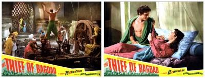 Thief Of Bagdad lobby cards 5