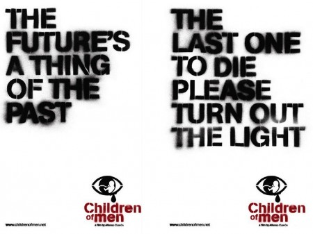 Children Of Men posters 1