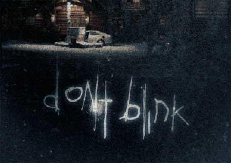 Don t blink film