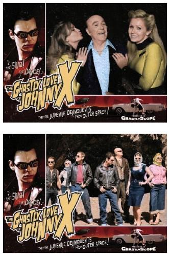 Johnny X lobby cards 2