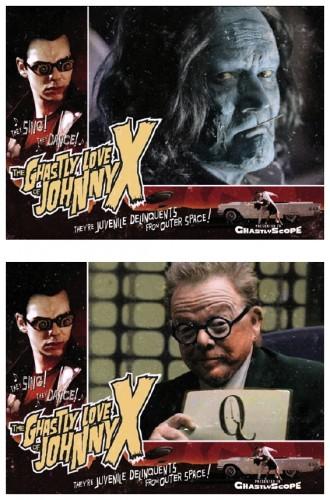 Johnny X lobby cards 3