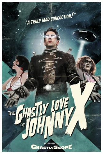 Johnny X poster 1