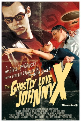 Johnny X poster 2