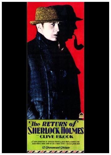 Return Of Sherlock Holmes poster 1