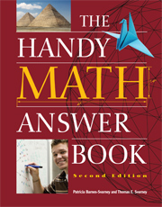 The-Handy-Math-Answer-Book