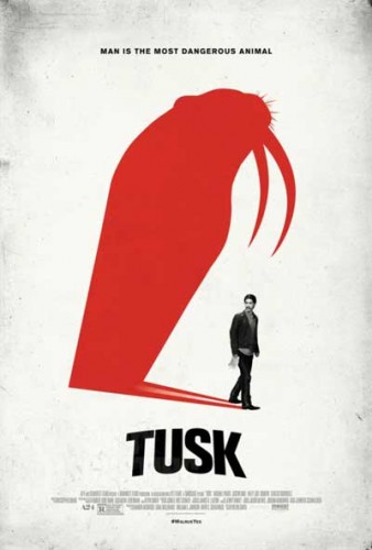 Tusk-poster