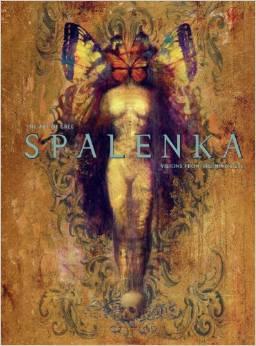 Art-of-greg-spalenka-book-titan-books