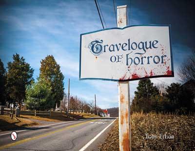 Travelogue-of-Horror-Tony-urban-book