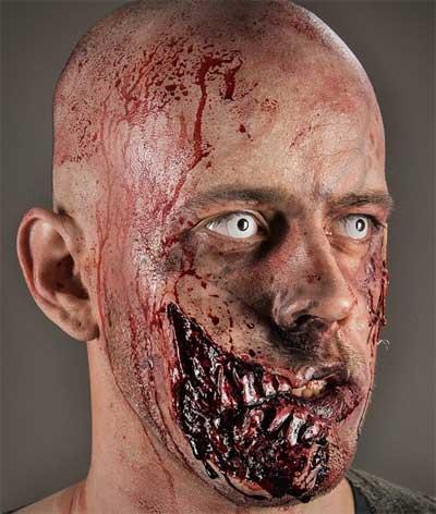 Zombie-Make-Up