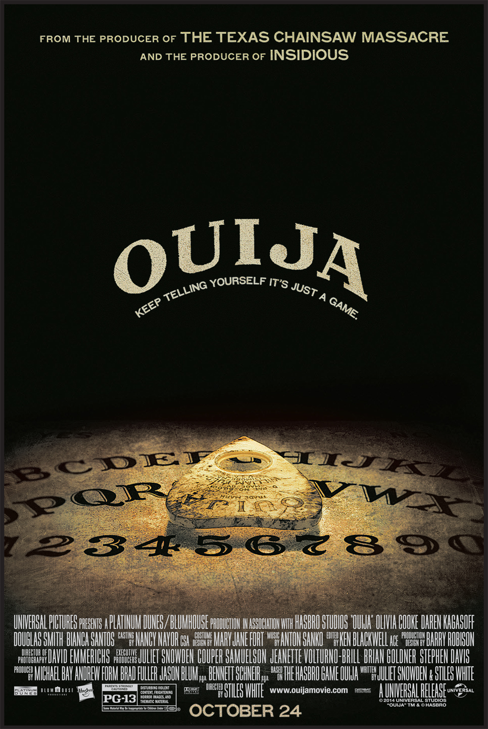Film Review: Ouija (2014) | HNN
