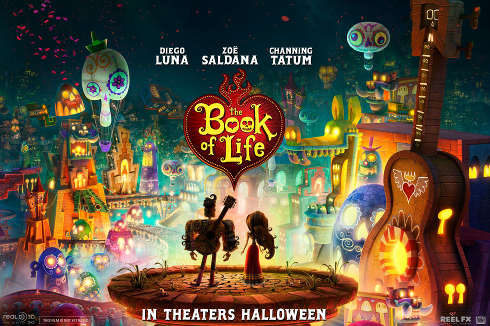 Film Review: Book of Life (2014) | HNN
