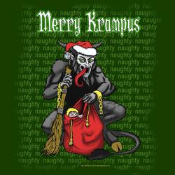 Krampus-shirt