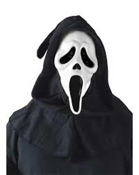 Mask-Scream