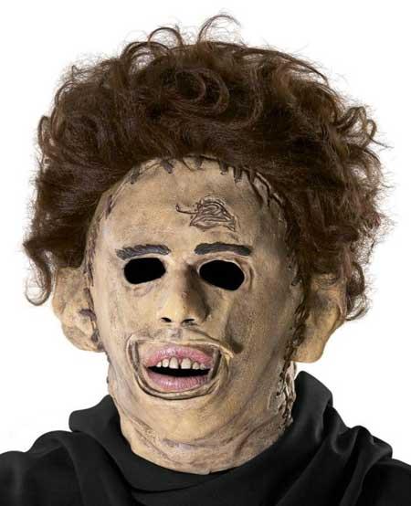 Mask-leatherface