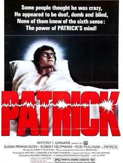 Film Review: Patrick (1978)