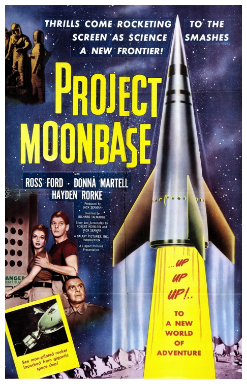Project Moon Base poster
