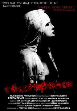 RECOMPENCE-2010-short-film-Ronny-Carlsson-poster