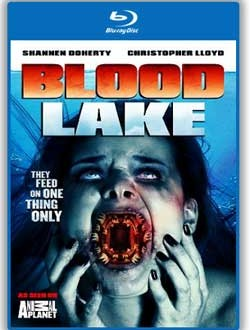 Film Review: Blood Lake: Attack of the Killer Lampreys (2014)