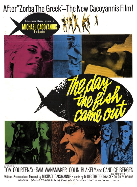 Day The Fish Came Out poster