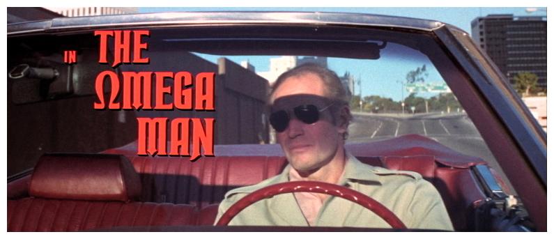Omega Man photo 1