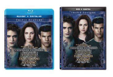 Twilight-triple-set-bluray