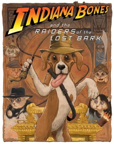 2015_01_01 - RAIDERS OF THE LOST BARK