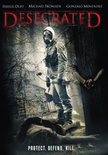 Desecrated (2015) movie