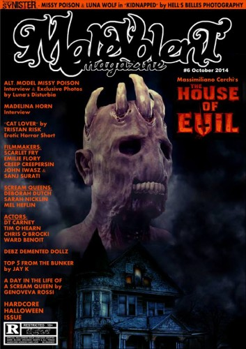 The-House-Of-Evil-Magazine-Cover
