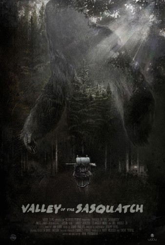 Valley of the Sasquatch-poster